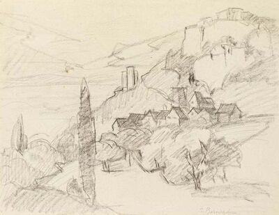 Unknown, 'Landscape', 20th Century