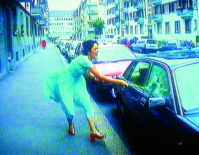 Pipilotti Rist, 'Ever is Over All (still)', 1997