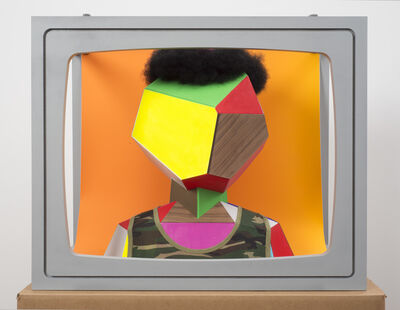 Derrick Adams, 'Boxhead #3', 2014