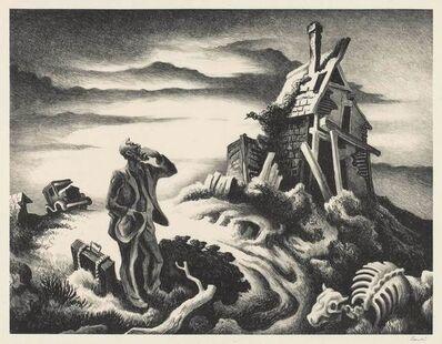 Thomas Hart Benton, 'PRODIGAL SON (FATH 29)', 1939