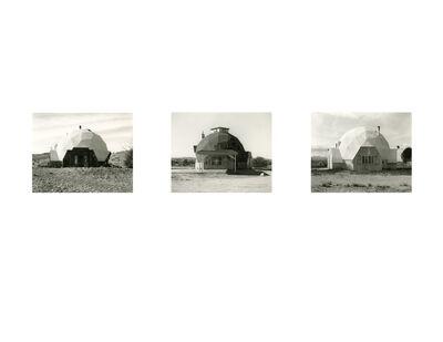 Mark Ruwedel, 'Three Domes', 2013