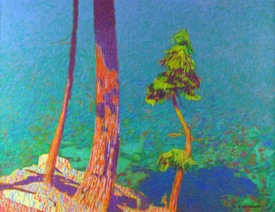 Mike Ferguson, 'Crater Lake', ca. 2014