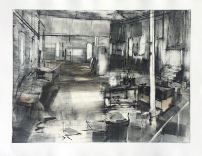 Sean Flood, 'The Studio', 2017