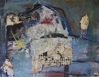 Franz Falch, 'Urmutter', 1978