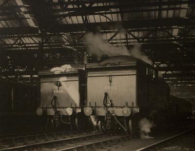 John Ahern, 'Steam', 1937