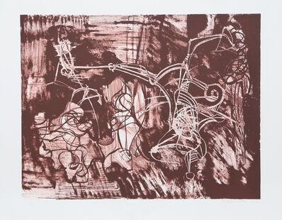 Roberto Burle Marx, 'Tipiaca (Burgundy)', 1992