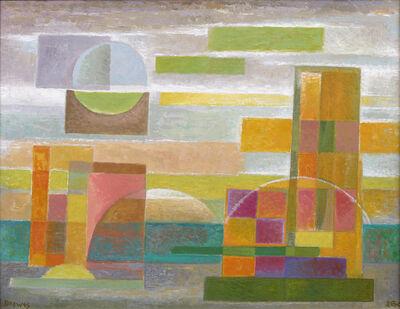 Werner Drewes, 'Summer's Mirage', 1980