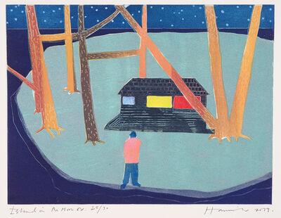 Tom Hammick, 'Island in the Moon', 2019