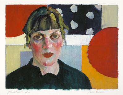 Xenia Hausner, 'Manhattan', 2002