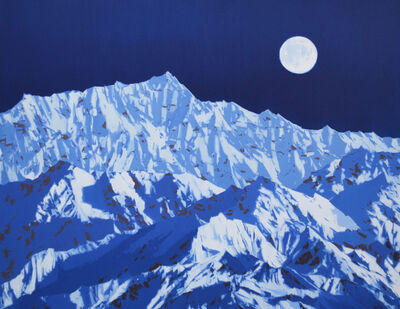 Beau Carey, 'December Moon', 2020
