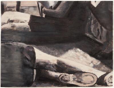 Graeme Mitchell, 'T.V.', 2016