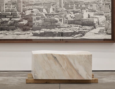 Jorge Méndez Blake, 'Proyecto de anfiteatro (Arquitectura de la discusión) III / Project for Amphitheater (Architecture of Discussion) III', 2020