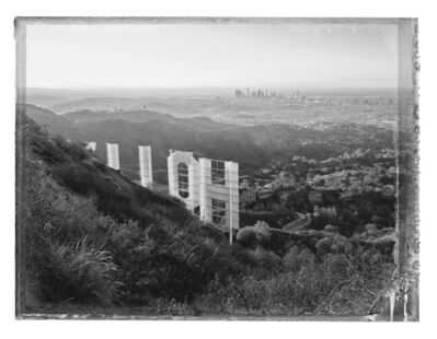 Christopher Thomas, 'Hollywood Sign I, Hollywood Hills', 2017