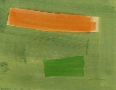 John McLean, 'Neuenlage 新址', 1985
