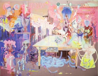Rui Zhang, 'Play on Your Table', 2018