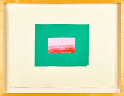 Howard Hodgkin, 'Indian View I', 1971