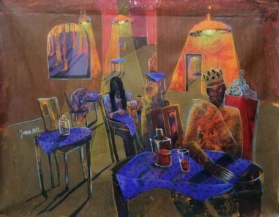 Yasmeen Abdullah, 'Nostalgia for Light', 2021