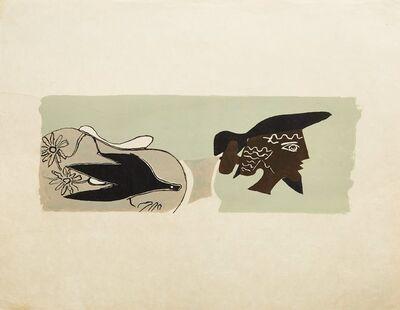Georges Braque, 'Le Poete', 1958