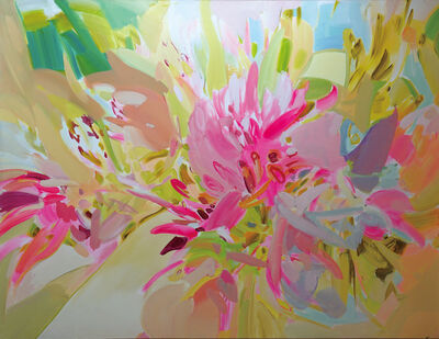 Jeon Eunsuk, 'leucadendron,grevillea,rosemary', 2019