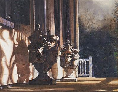 Stephen Scott Young, 'Sunlit Charleston'