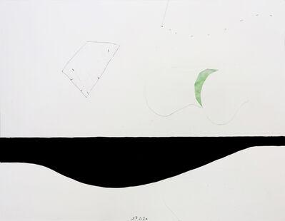Jürgen Partenheimer, 'Memory. 100 Poets #84 William Blake', 2020
