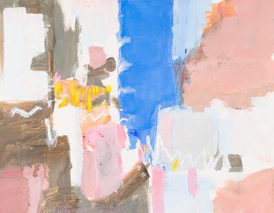 Pippa Blake, 'Downtown II', 2019
