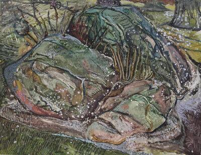 Julia von Metzsch Ramos, 'Rock in a Flurry', 2016