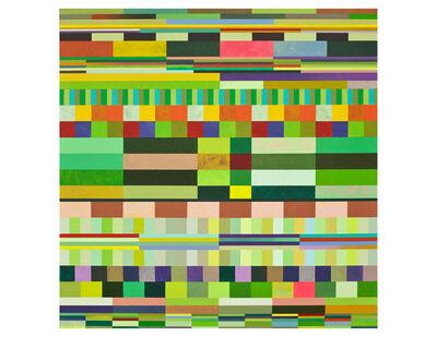 Mark Emerson, 'Green, Green, Green', 2013