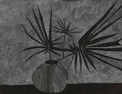 Jonas Wood, 'Untitled (Black 4)'