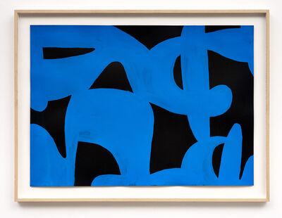 Carla Accardi, 'Cobalto nero', 2007