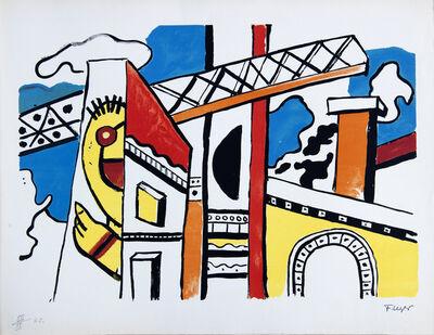 Fernand Léger, 'Le Viaduc', 1959