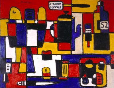 Francisco Matto, 'Pintura constructiva (bodegón)', ca. 1946