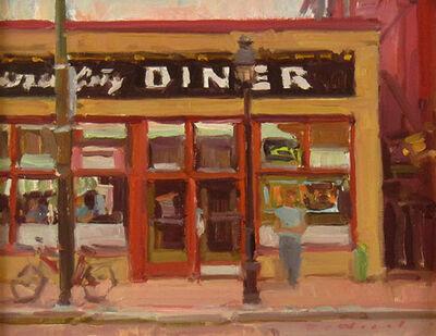 Ken DeWaard, 'The Diner', ca. 2015