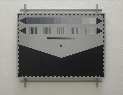 Beltrán Obregón, 'Pintura calibradora 4', 2009