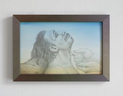 Rasmus Myrup, 'Homo Homo Neanderthalensis (Stone Shave)', 2021