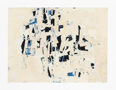 Charlotte Posenenske, 'Spachtelarbeit', ca. 1959