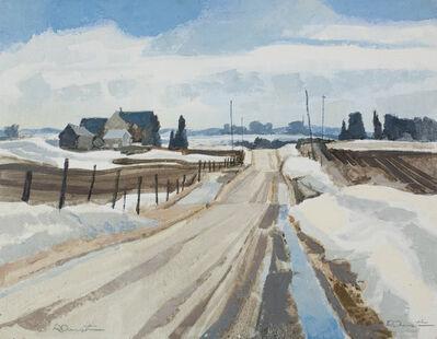 Roy Austin, 'March Road', 1994