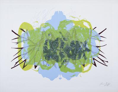 Janaina Tschäpe, 'Spilling Memory (56)', 2014