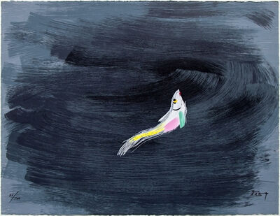 Wu Guanzhong, 'Jump', 2007