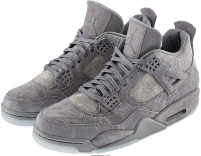 Air Jordan, 'Jordan 4 Retro KAWS', 2017