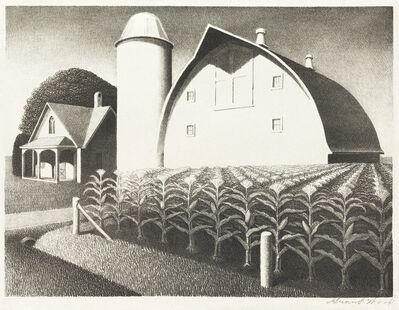 Grant Wood, 'Fertility', 1939