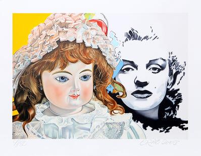 Erró, 'Marilyn', 2005