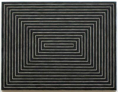 "Richard Pettibone, '""Frank Stella, Tomlinson Court Park, 1959""', 1976"
