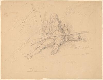 Asher B. Durand, 'Rip Van Winkle', ca. 1840