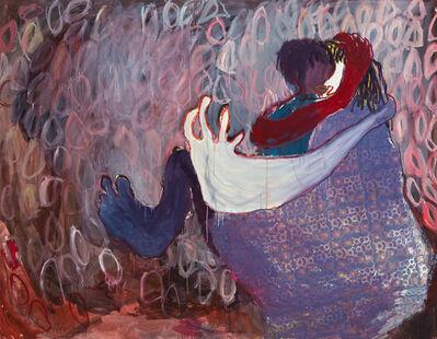 Portia Zvavahera, 'I Can Feel It In My Eyes [13]', 2015