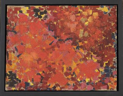 Lynne Drexler, 'Matoaka Aflame', 1959