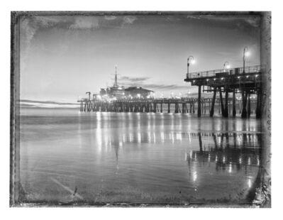 Christopher Thomas, 'Santa Monica Pier II', 2017