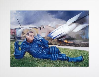 David LaChapelle, 'Paul Reubens, Miami, Florida', 1999