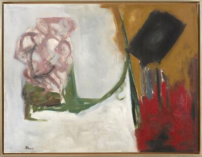 Theodoros Stamos, 'Greek Rug Mountain Laurel', 1953