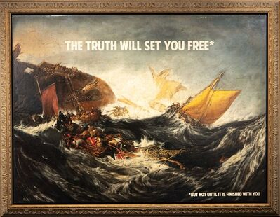 The Connor Brothers, 'The Truth Will Set You Free', 2015